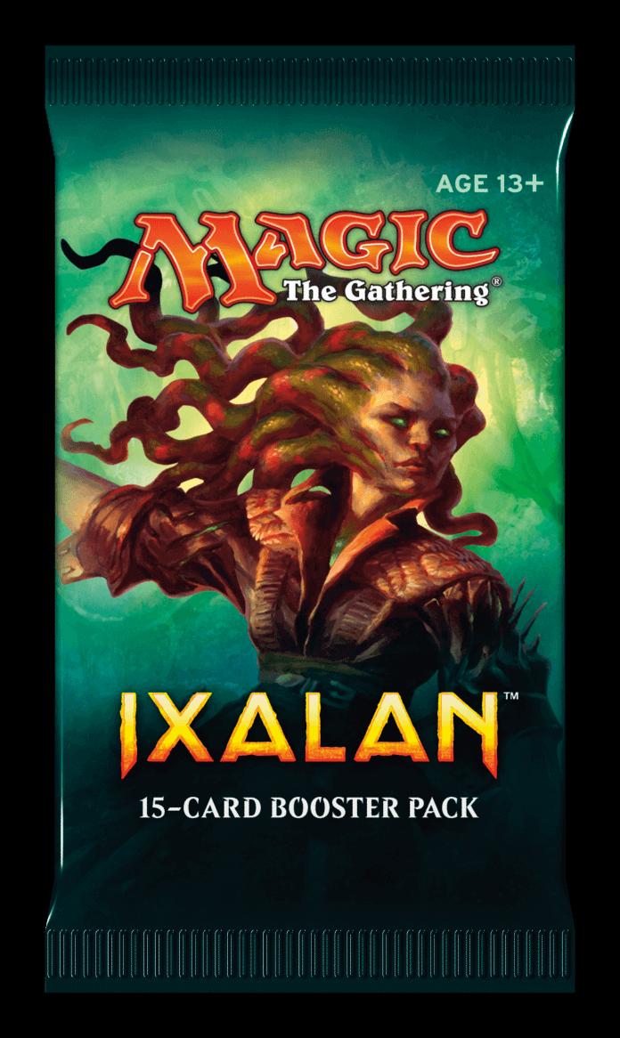 Ixalan Booster Pack - English