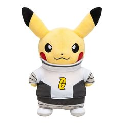 Disguised Pikachu Team Galactic Plush