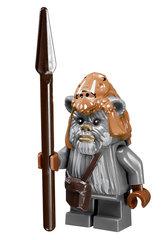 Ewok (Grey with Spear)