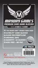 Card Sleeves - Magnum (61x112mm)