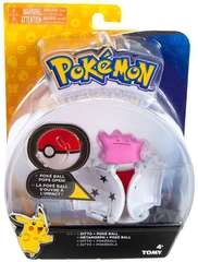 TOMY Pokemon - POPS Open: Ditto + PokeBall