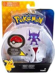 TOMY Pokemon - POPS Open: Sableye + PokeBall