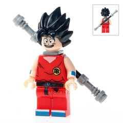Son Goku (Black Hair)