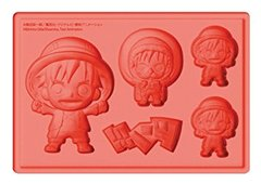 Silicone Ice Tray: Luffy (New World version)
