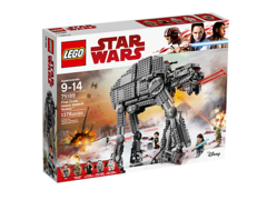 First Order Heavy Assault Walker - 75189