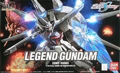 HG Legend Gundam