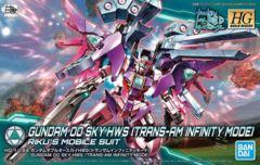 HG Gundam 00 Sky HWS (Trans-AM Infinity Mode)
