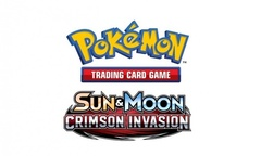 Pokemon Sun & Moon Crimson Invasion Pre-Release Kit