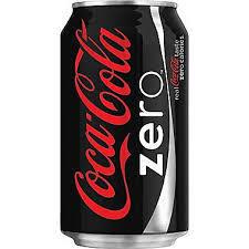 Coke Zero Canette 355ml