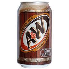 A&W Canette 355ml