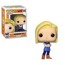 PoP! Dragon Ball Z - Android 18 530