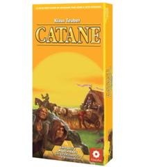 Catane: Barbares & Marchands - Extension pour 5 et 6 joueurs