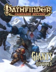 Pathfinder Campaign Giants Revisited