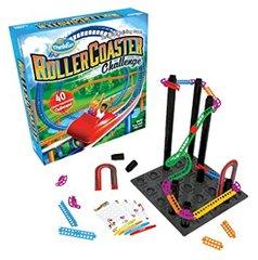 Rollercoaster Challenge