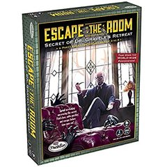 Escape the Room Le Secret de la Retraite du Dr.Gravely