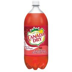 Canada Dry Canneberge 500ml