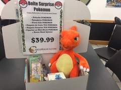 Boîte Surprise - POKEMON