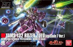 HG YAMS-132 Rozen Zulu (Ep.7 Ver.)
