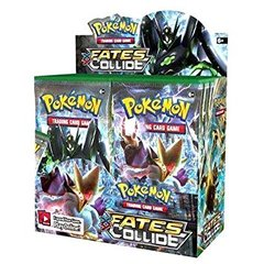 XY Fates Collide - Booster Box