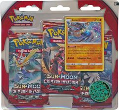 Crimson Invasion 3 Pk Blister Box