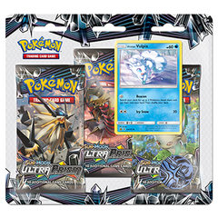 Pokemon Sm5 Ultra Prism 3 Pk Blister Pack