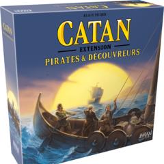 Catan: Pirates & Découvreurs