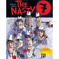 The Nasty 7 - Les 7 Villains