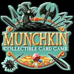 Munchkin Collectible Card Game - BOX
