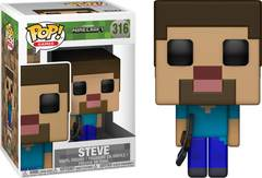 POP! Games 319: Minecraft - Steve