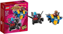 Lego Super Heroes: Star-Lord Vs Nebula 76090