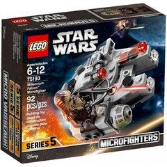 Lego Star Wars: Micro Fighters - Millennium Falcon 75193