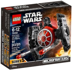 Lego Star Wars: Micro Fighters - First Order TIE Fighter 75194