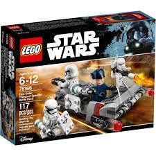 Lego Star Wars: First Order Transport Speeder Battle Pack 75166