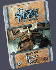 A Game of Thrones: The card game - Ice and Fire Draft Pack