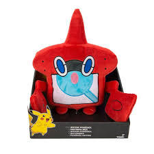 TOMY Plush - Rotom Pokedex