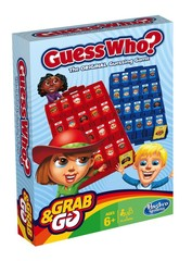 Grab & Go: Guess Who?