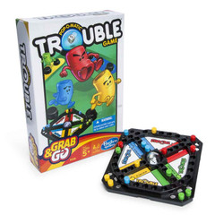 Grab & Go: Trouble
