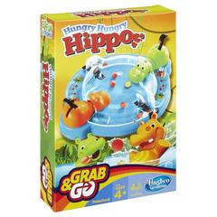 Grab & Go: Hungry Hungry Hippoes