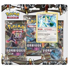 Forbidden Light 3 Pk Blister: Regigigas