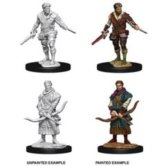 Nolzur's Marvelous Miniatures - Human Bogue