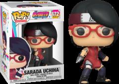 POP! #672 Boruto - Sarada Uchiha
