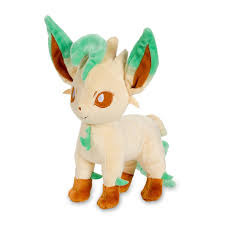 Leafeon Standing Plush