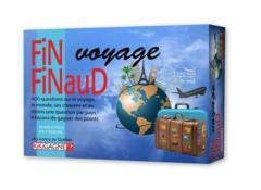 Fin Finaud voyage