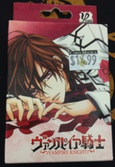 Playing Cards - Vampire Knight