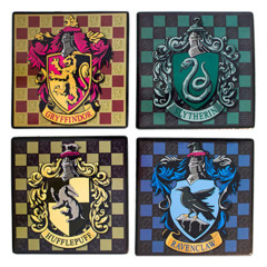 Harry Potter - 4 pack Coaster Set