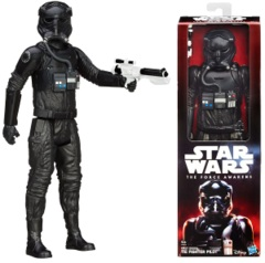 Star Wars: The Force Awakens - First Order TIE Fighter Pilot