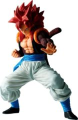 Ichibansho Figure: Dragonball - Gogeta SS4