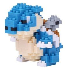Blastoise Mini Building Blocks