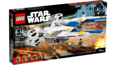 Rebel U-Wing Fighter 75155