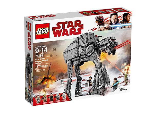 First Order Heavy Assault Walker - 75189